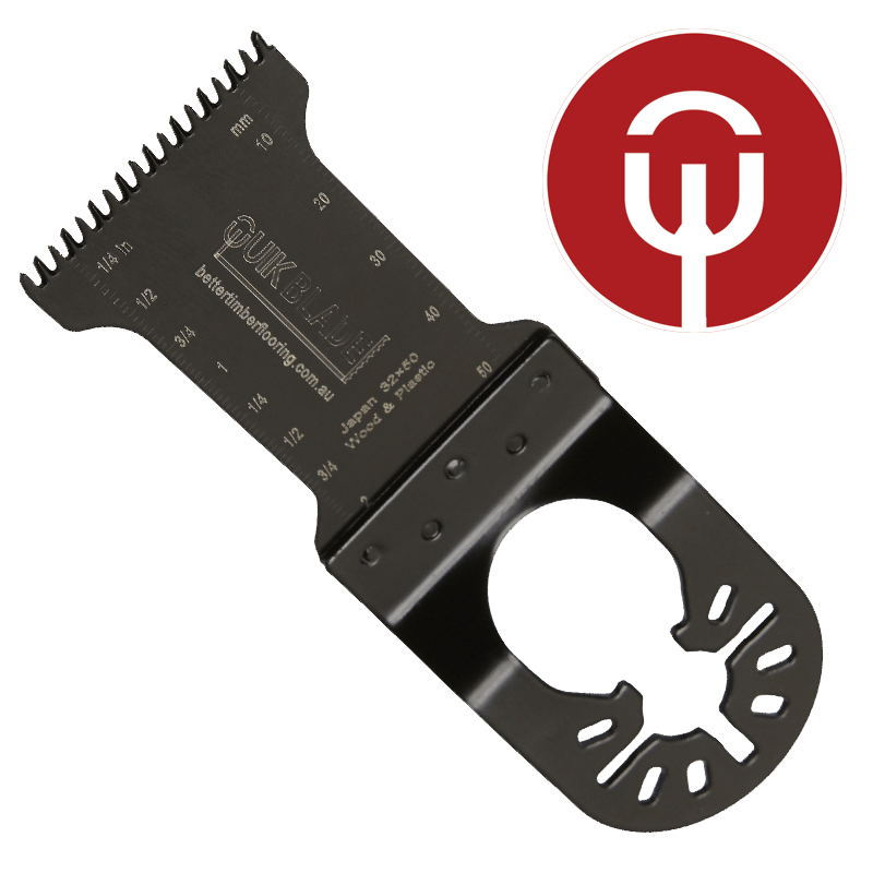 Aggressive Multi Tool Blades