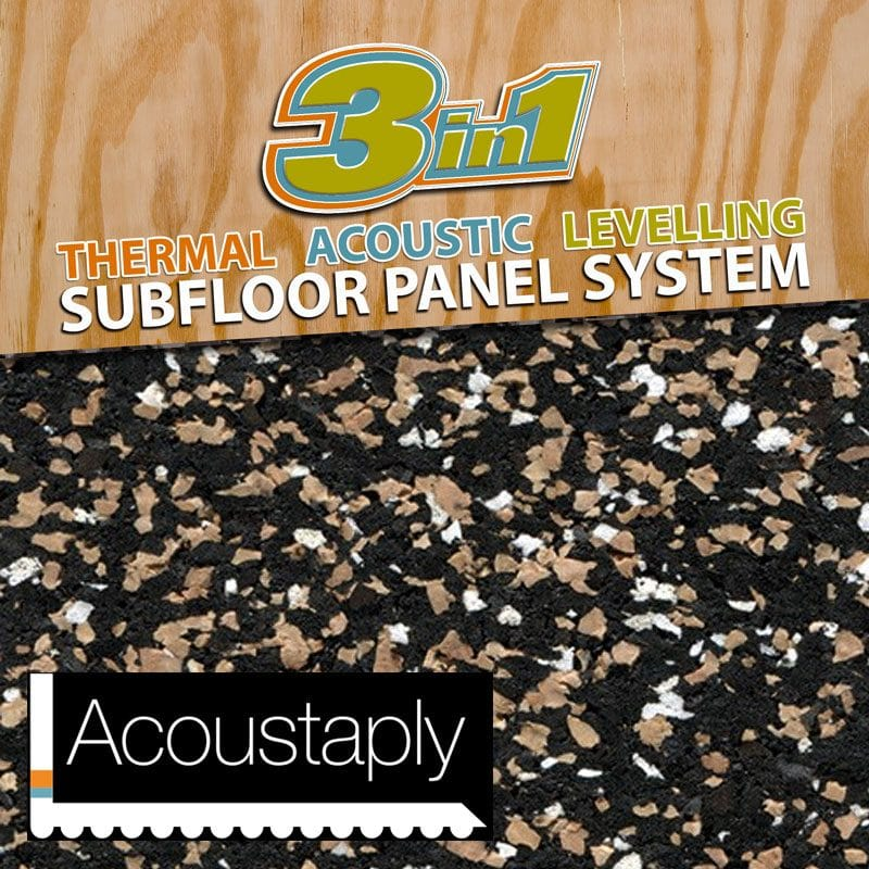 Acoustaply Sub Floor Panel System