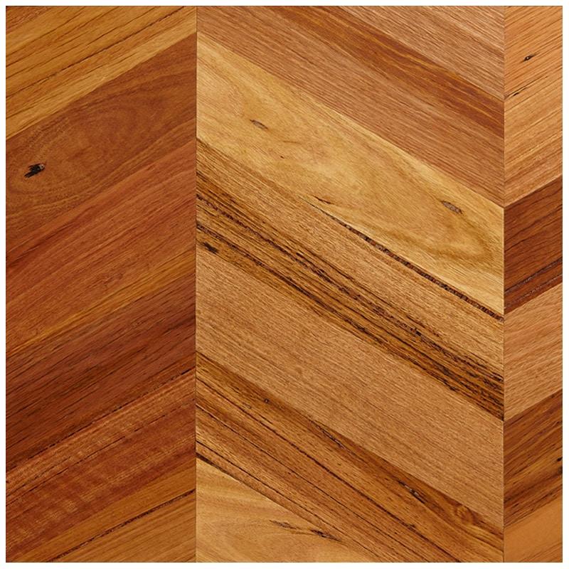 Parquetry Flooring Panels Feat Chevron Design Gladstone Pipeline Reds