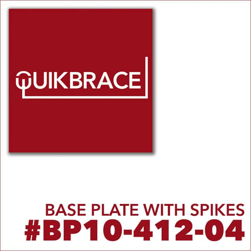 QuikBrace Spare Part Number BP10-412-04