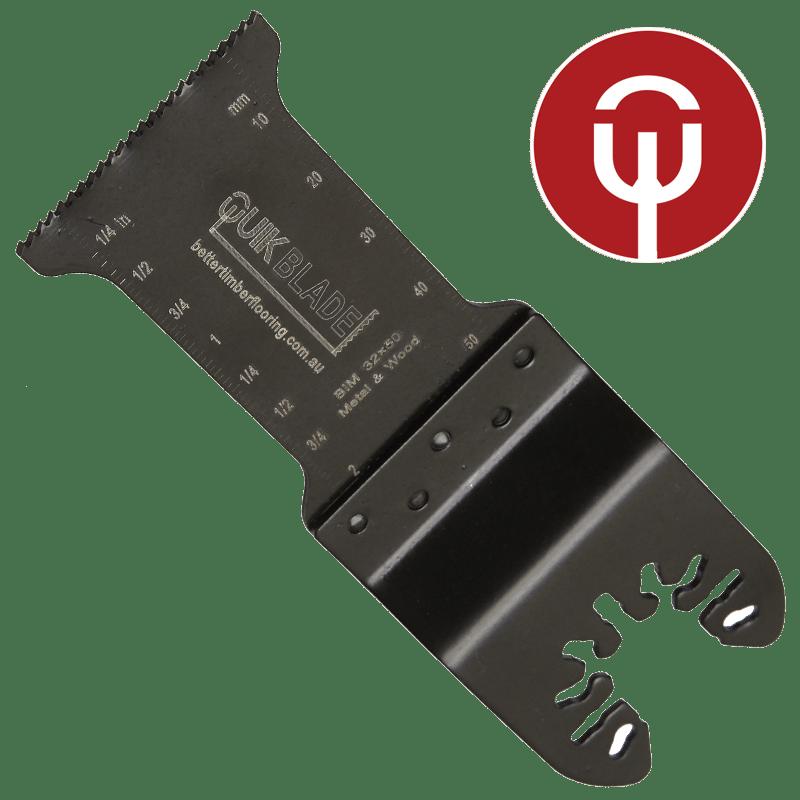 QuikBlade BI METAL Oscillating Multi Tool Blade