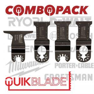 QuikBlade Combo Pack