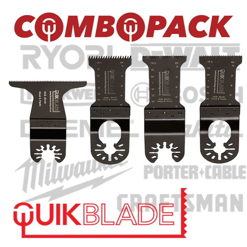 QuikBlade Combo Pack