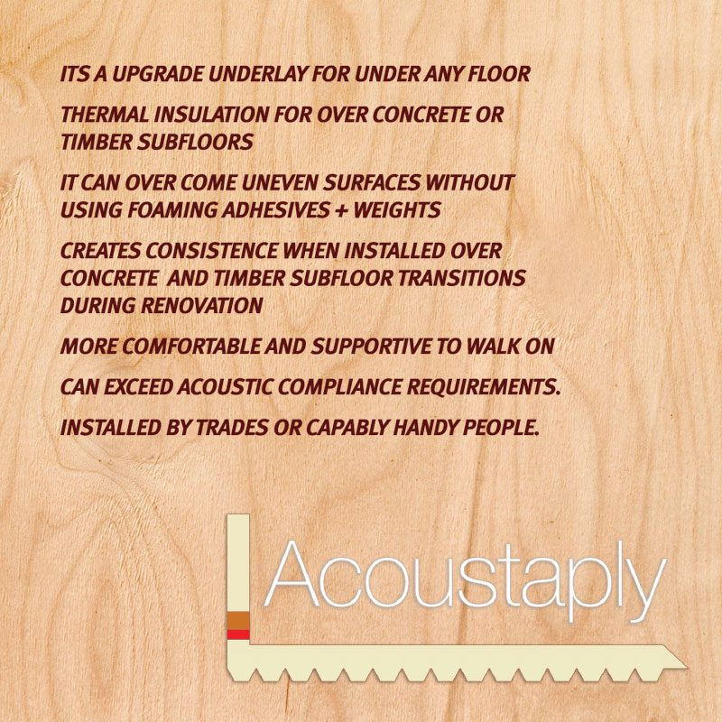Thermal Acoustic Insulation Panels