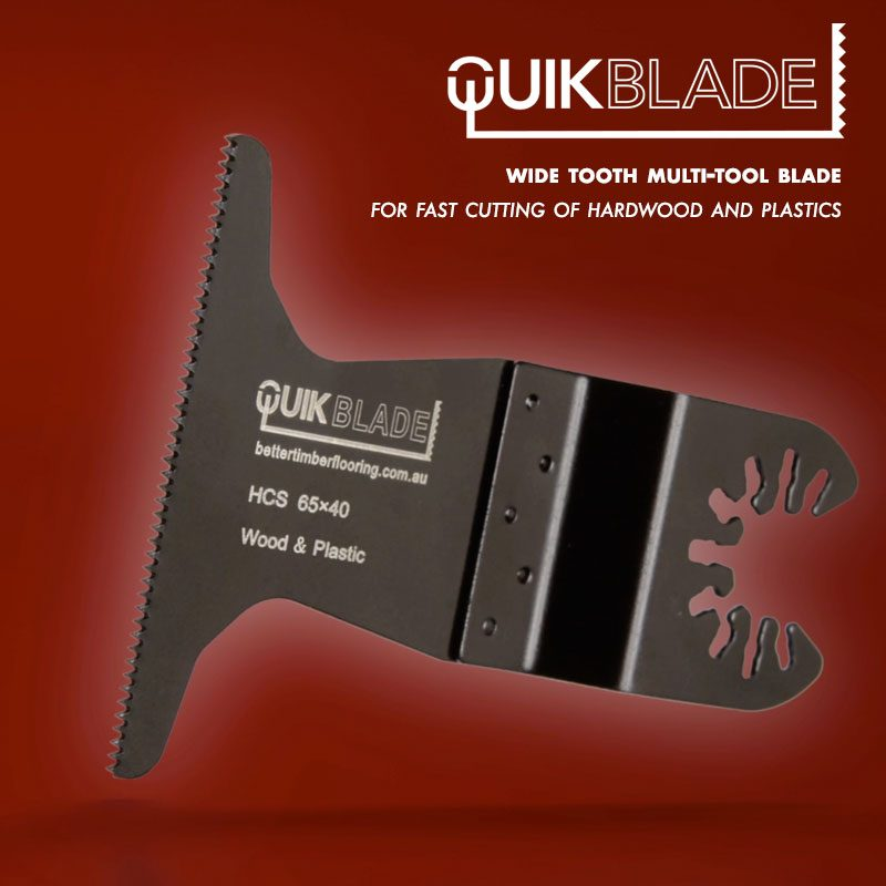 Wide Tooth MultiTool Blade