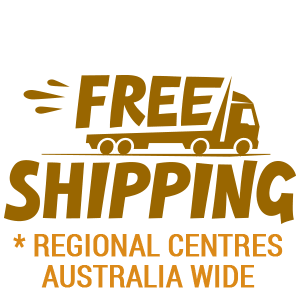 Free Delivery to Regional Centres