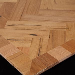 Soldier Borders Parquet Flooring edge