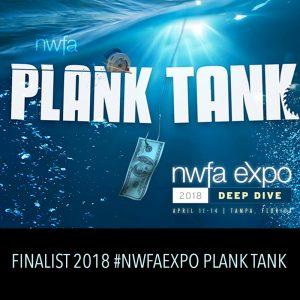 2018 NWFAEXPO PLANK TANK FINALIST