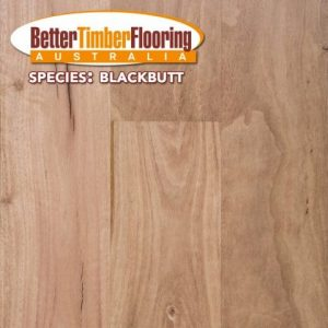 Hardwood Species: Blackbutt