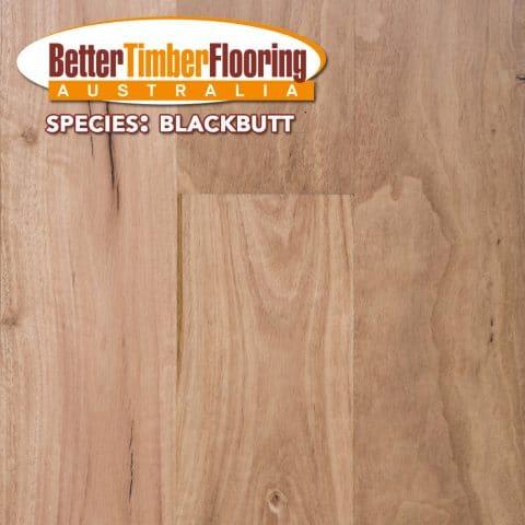 Hardwood Species: Blackbutt