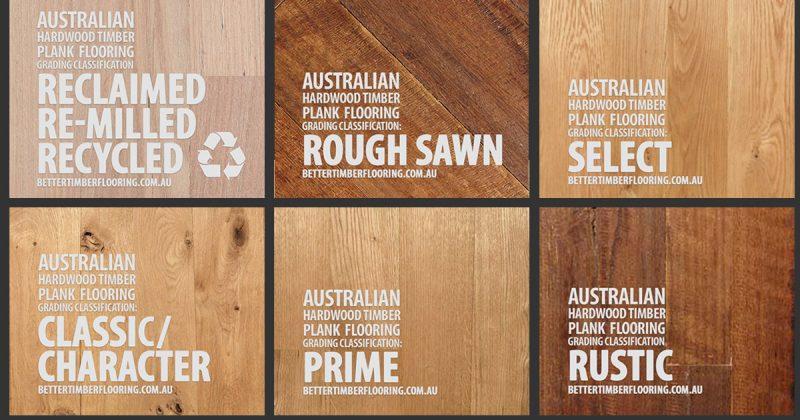 Grading Criteria Australian Hardwood Flooring