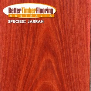 Hardwood Species: Jarrah