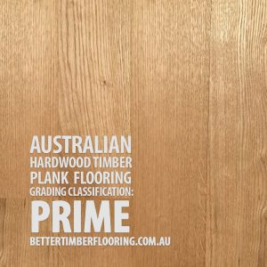 Prime Grade Hardwood Timber Plank Flooring
