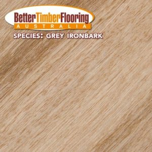 Hardwood Species: Grey Ironbark