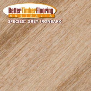 Hardwood Species: Grey Ironbark