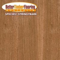 Stringybark, an Australian Hardwood Species used in Plank Flooring