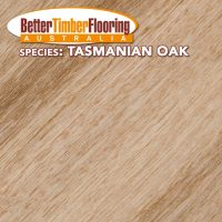 Tasmanian Oak, Australian Hardwood Species