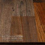 170mm pre-finished engineered flooring 50% Black (schwarz)