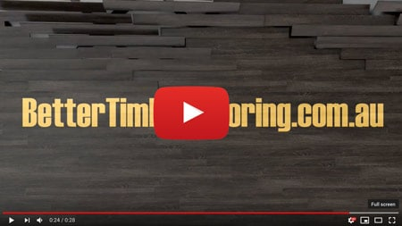 View Better Timber Flooring Video on YouTube