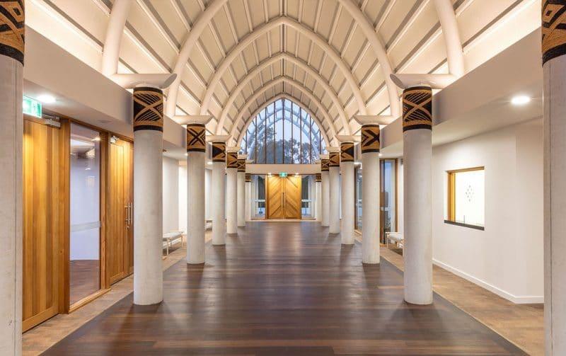 Hardwood Flooring Project. High Commission of Samoa in Australia.