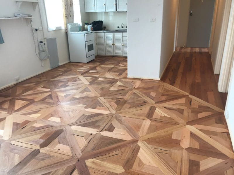 2018 ATFA Recycled Timber Floor of the Year