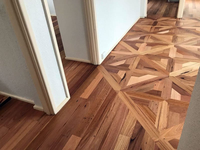 Innovative Design and Recycled Solid Timber Floor of the Year 2018