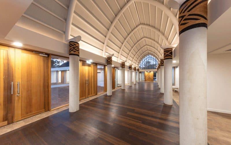 2018 ACT Architecture Awards Winner Interior Architecture