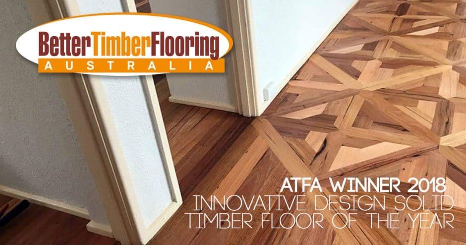 ATFA Floor of the Year 2018