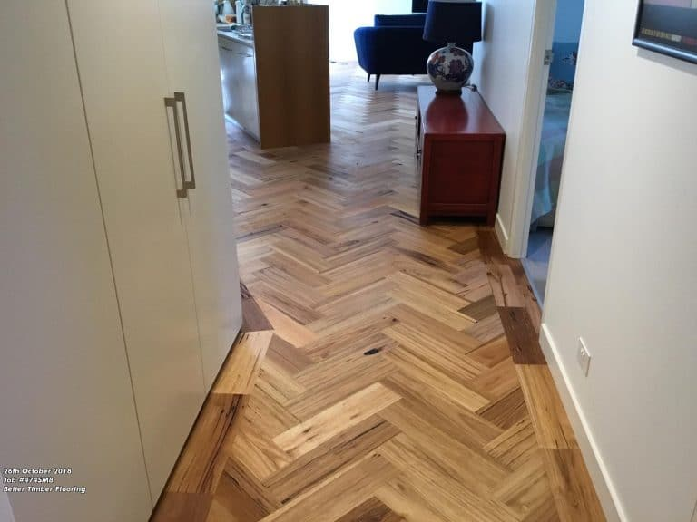 Herringbone Parquet Project