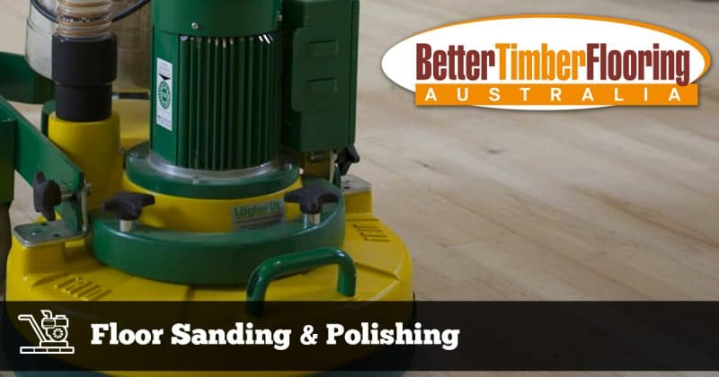 Floor Sanding and Polishing Service