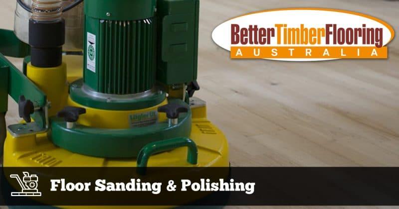 Floor Sanding and Polishing Service