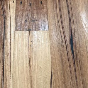 160mm prefinished flooring. 100% Recycled Australian Hardwood