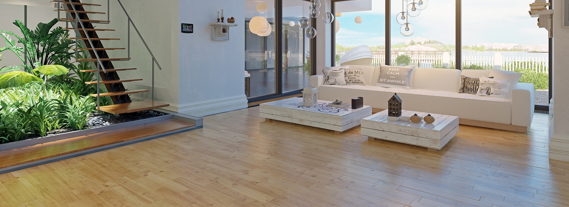 Timber Floor Sanding & Polishing Service