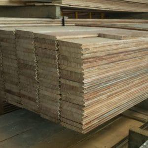 133mm x 19mm Reclaimed Tassie Oak Floorboards