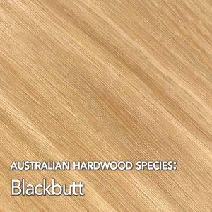 Blackbutt Timber Species Swatch