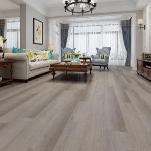 Hybrid SPC Floors