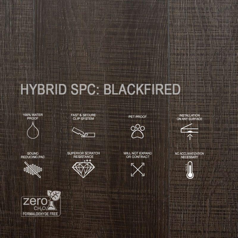 HYbrid SPC Blackfired Features