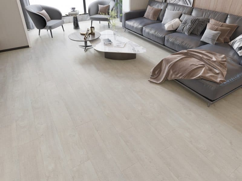 White Oak XL Laminate Flooring project