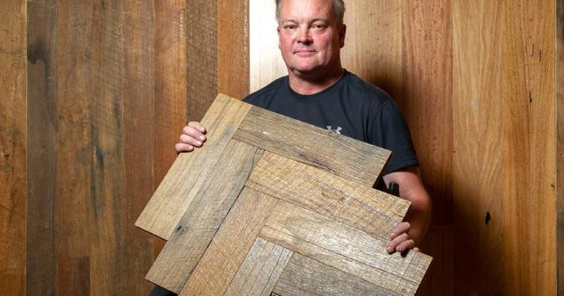 Mr Timber Flooring appears in Canberra Times Article